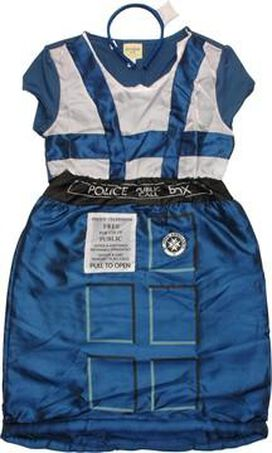 Doctor Who TARDIS Dress Costume