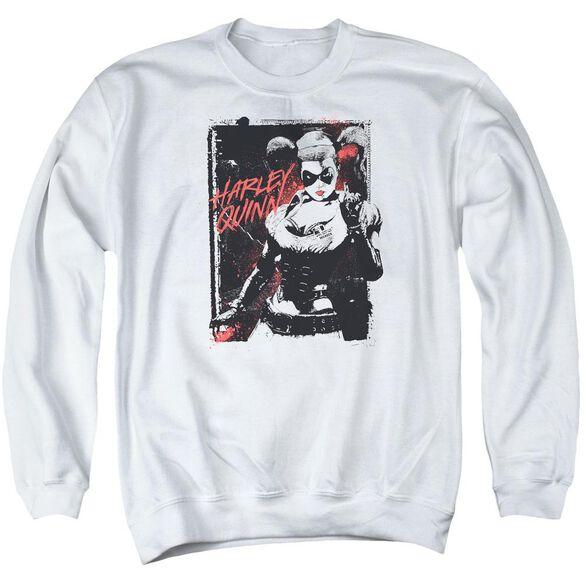 Batman House Call Adult Crewneck Sweatshirt