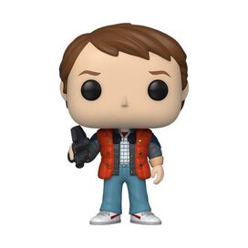 Funko Pop!: Back to the Future - Marty [in Puffy Vest]