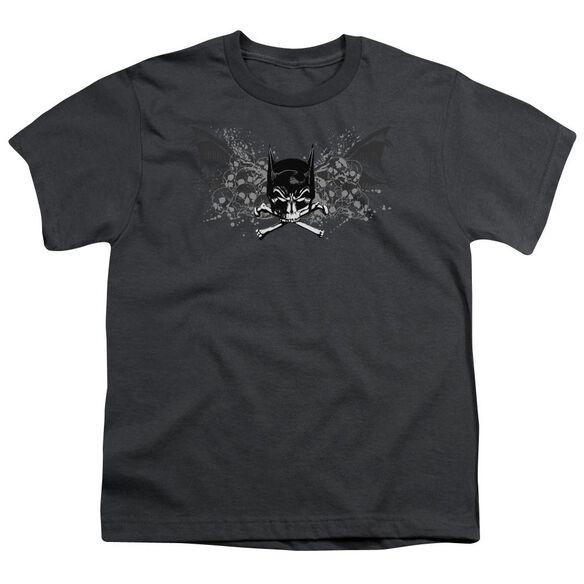 Batman Ill Omen Short Sleeve Youth T-Shirt