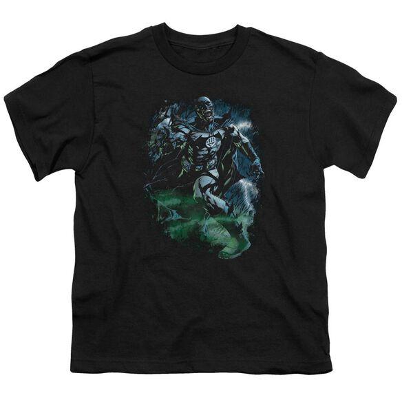 Green Lantern Lantern Batman Short Sleeve Youth T-Shirt