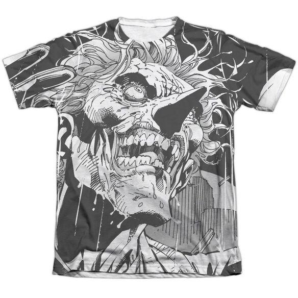 Batman Joker Adult Poly Cotton Short Sleeve Tee T-Shirt
