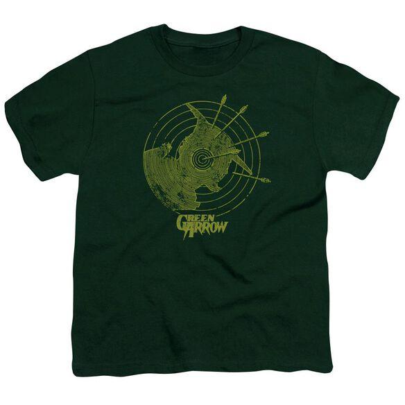 Dc Always On Target Short Sleeve Youth Hunter T-Shirt