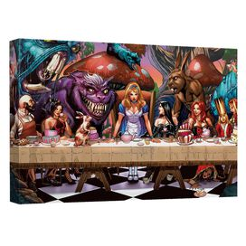 Zenescope Supper Quickpro Artwrap Back Board