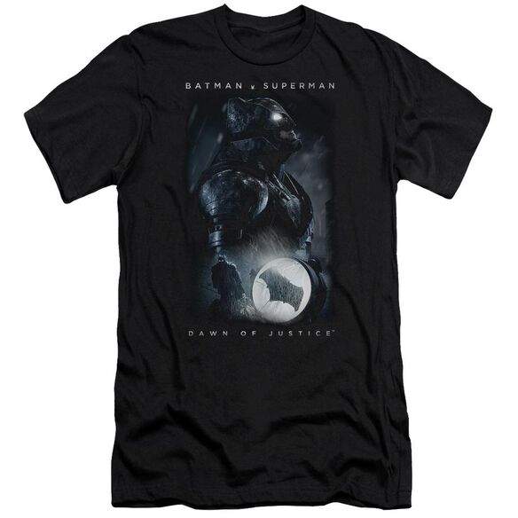 Batman V Superman Signal Short Sleeve Adult T-Shirt