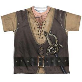PRINCESS BRIDE MONTOYA COSTUME-S/S YOUTH T-Shirt