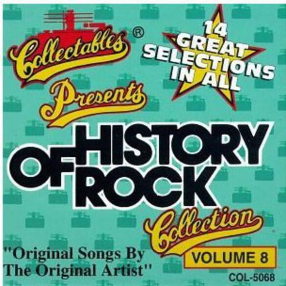 Various Artists - History of Rock 8 / Various