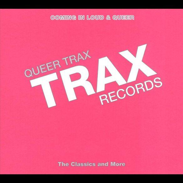 Queer Trax:Coming In Loud