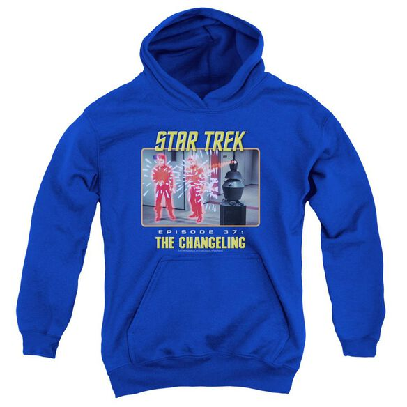 St Original The Changeling Youth Pull Over Hoodie