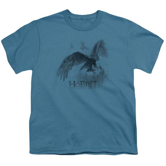 The Hobbit Great Eagle Sketch Short Sleeve Youth T-Shirt