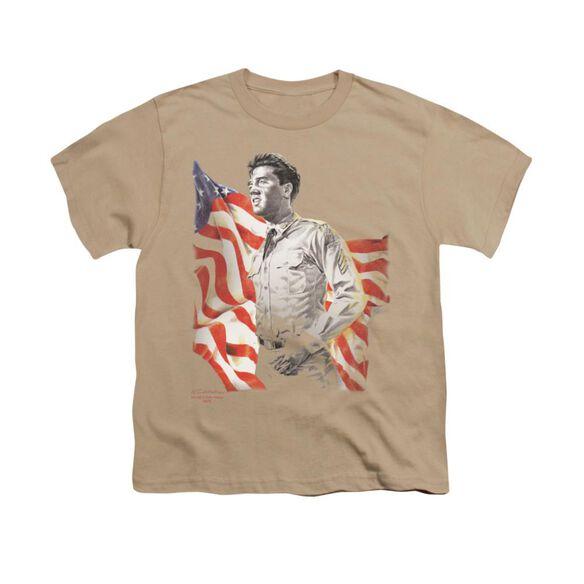Elvis Freedom Short Sleeve Youth T-Shirt