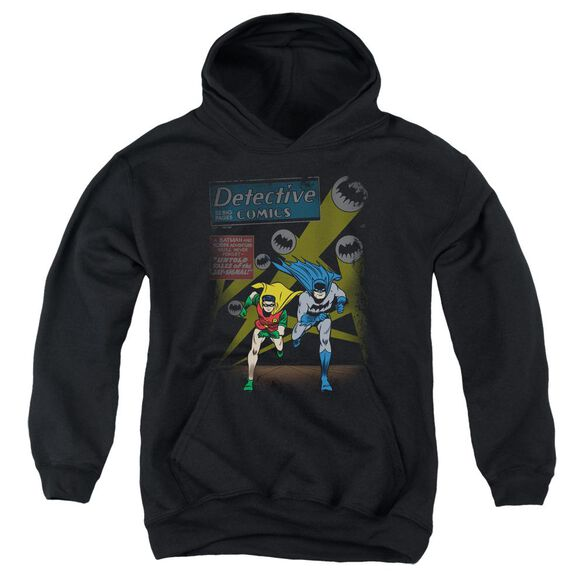Batman Dynamic Duo Youth Pull Over Hoodie