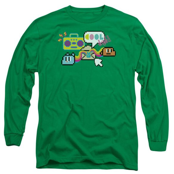 Amazing World Of Gumball Cool Oh Yeah Long Sleeve Adult Kelly T-Shirt