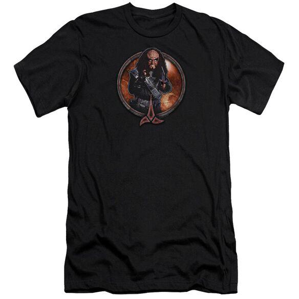 Star Trek Gowron Hbo Short Sleeve Adult T-Shirt