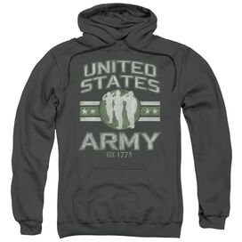 Army United States Army Adult Pull Over Hoodie