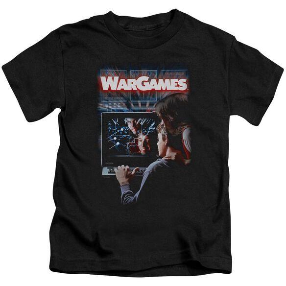 Wargames Poster Short Sleeve Juvenile T-Shirt