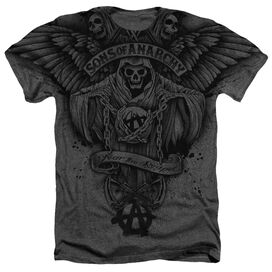 Sons Of Anarchy Winged Reaper Adult Heather