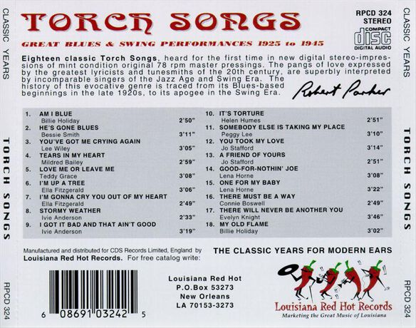 Torch Songs 0202