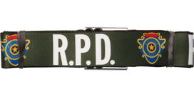 Resident Evil RPD Detective Badge Seatbelt Belt