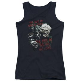 Lor Time Of The Orc Juniors Tank Top