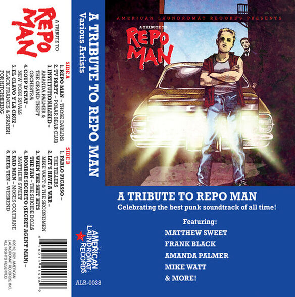 Various Artists - A Tribute To Repo Man / Various