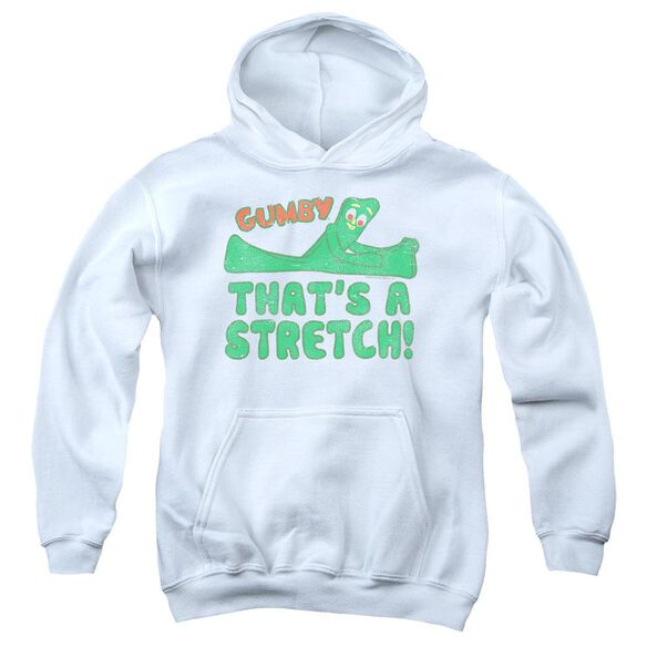 Gumby That'S A Stretch Youth Pull Over Hoodie