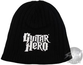 Guitar Hero Rivets Beanie