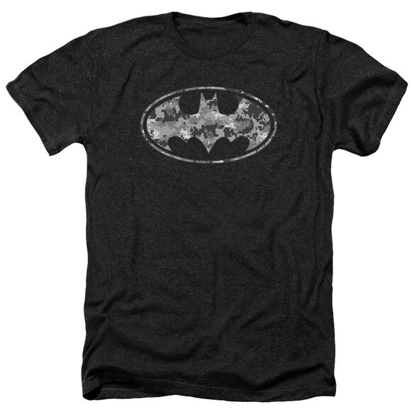 Batman Urban Camo Shield Adult Heather