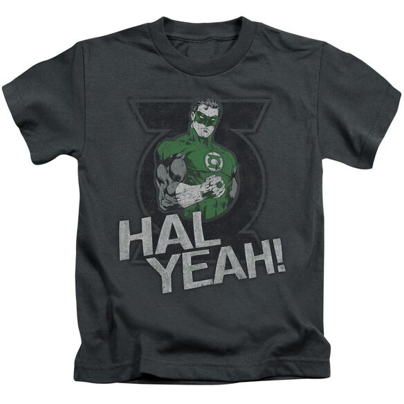 Green Lantern Hal Yeah Short Sleeve Juvenile T-Shirt