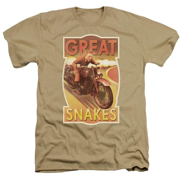 Tintin Great Snakes Adult Heather