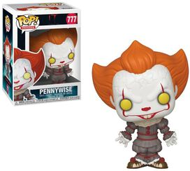 Funko Pop!: IT Chapter 2 - Pennywise [w/ Open Arms]