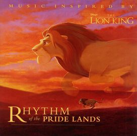Lebo M. - Rhythm of the Pride Lands: Music Inspired by The Lion King