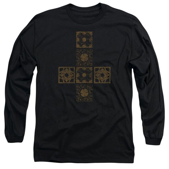 Hellraiser Lemarchands Puzzle Box Long Sleeve Adult T-Shirt