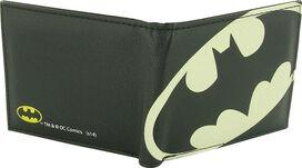 Batman Glow Logo Wallet