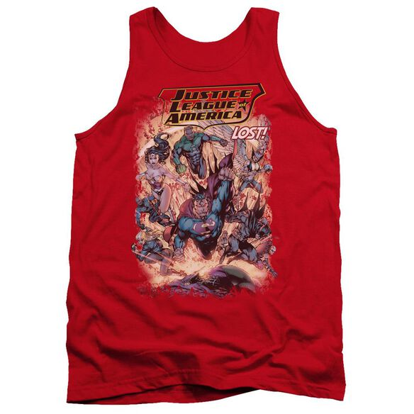 Jla Lost Adult Tank