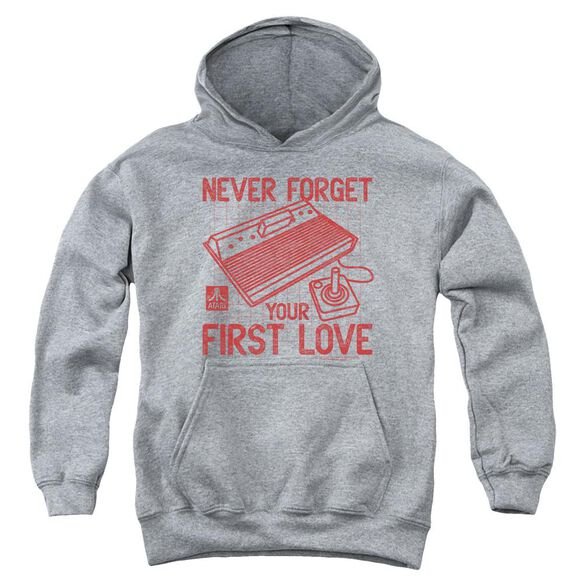 Atari First Love Youth Pull Over Hoodie Athletic