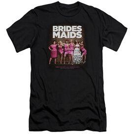 Bridesmaids Poster-premuim Canvas