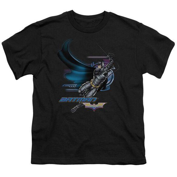 Dark Knight Flyer Short Sleeve Youth T-Shirt