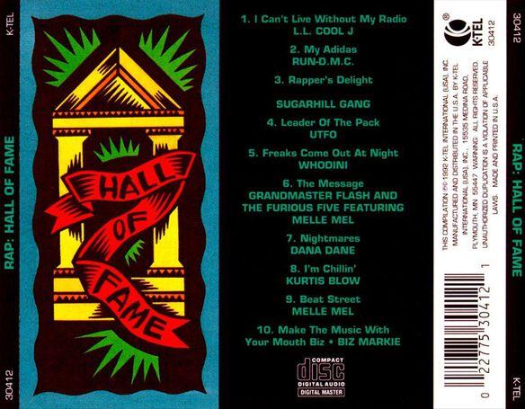 Rap Hall Of Fame