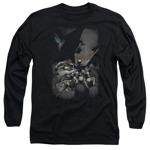 Batman Batman #1 Long Sleeve Adult T-Shirt