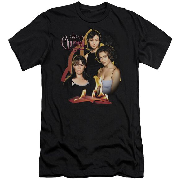 Charmed Original Three Premuim Canvas Adult Slim Fit