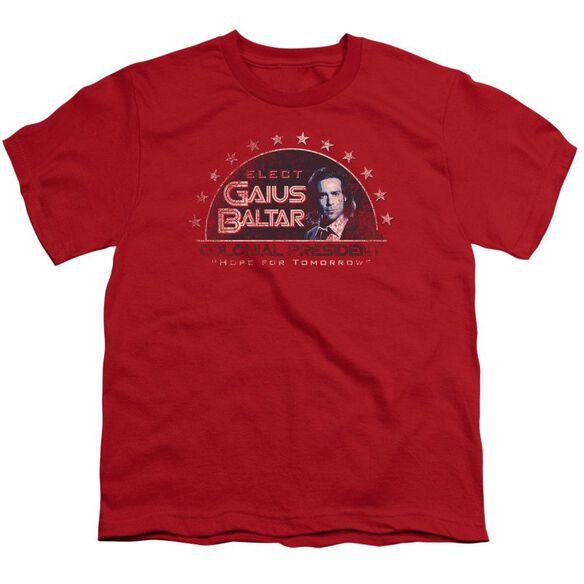 Bsg Elect Gaius Short Sleeve Youth T-Shirt