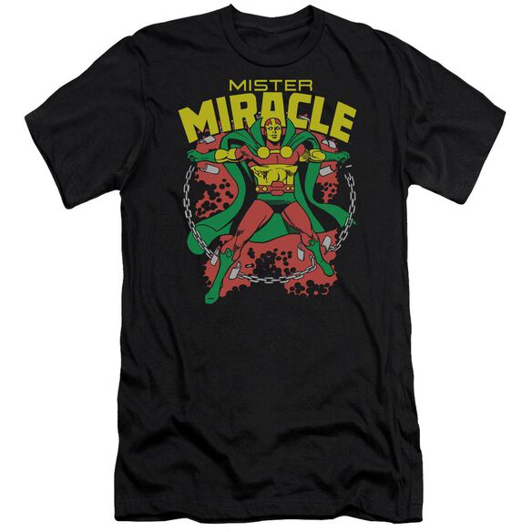 Dc Mr Miracle Short Sleeve Adult T-Shirt