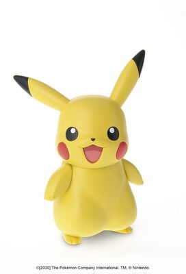 Bandai Pokemon Pikachu Model Kit