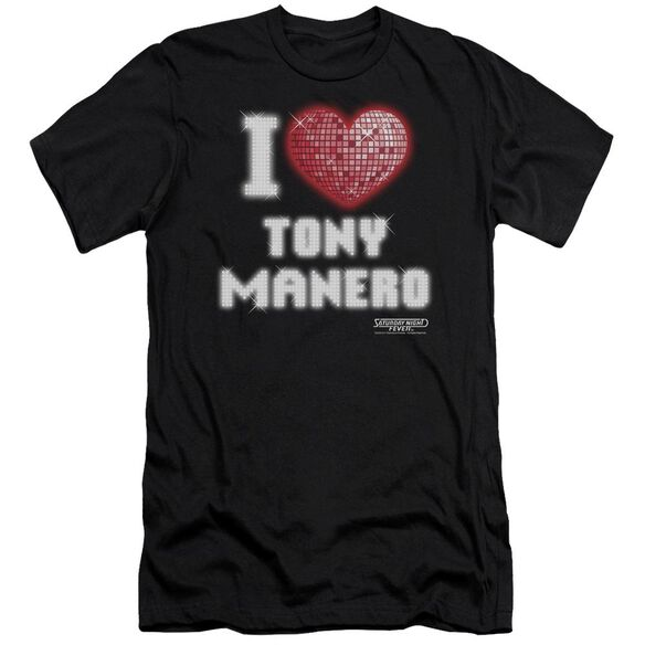 Saturday Night Fever I Heart Tony Short Sleeve Adult T-Shirt