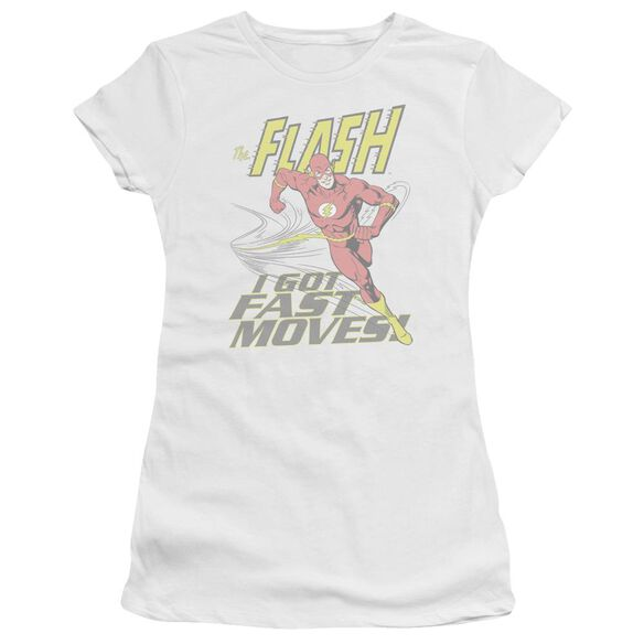 Dco Fast Moves Short Sleeve Junior Sheer T-Shirt