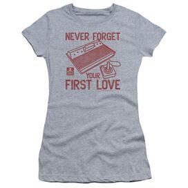 Atari First Love Short Sleeve Junior Sheer Athletic T-Shirt