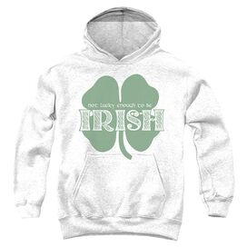 Lucky To Be Irish-youth Pull-over