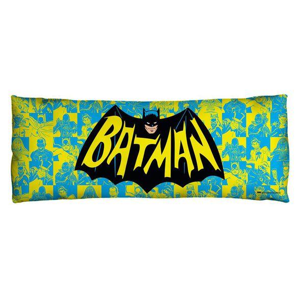 Batman Classic Tv Classic Tv Show Logo Microfiber Body