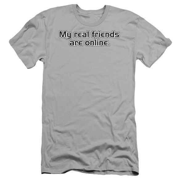 Online Friends Short Sleeve Adult T-Shirt